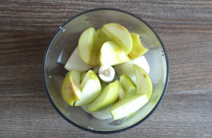 Шашлык в яблочном маринаде - фото шаг 3