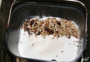 Хлеб с сухофруктами в хлебопечке - фото шаг 3