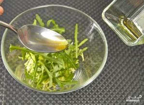 Салат из молодых осьминогов - фото шаг 4
