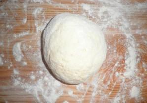 Пирожки без дрожжей на сковороде - фото шаг 3