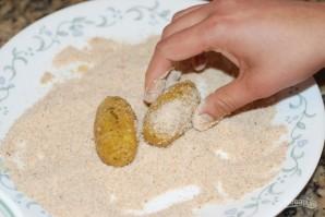 Котлеты из тунца с рисом - фото шаг 7