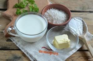 Рис под сливочным соусом - фото шаг 1