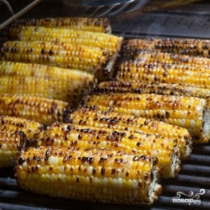 Кукуруза в соевом соусе - фото шаг 6