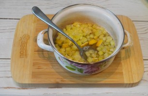 Варенье из кабачков с лимоном - фото шаг 3
