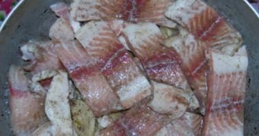Пангасиус с сыром в духовке - фото шаг 4