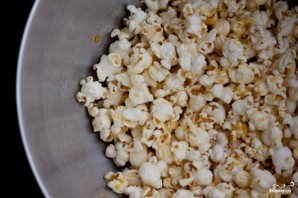 Домашний попкорн - фото шаг 4