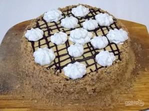 "Арахисовый торт ""Коровка"" - фото шаг 19"