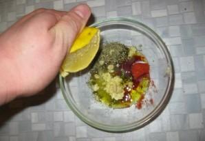 Котлеты в фольге в духовке - фото шаг 2