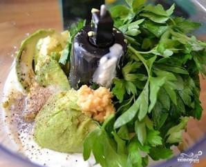 Соус из авокадо - фото шаг 1