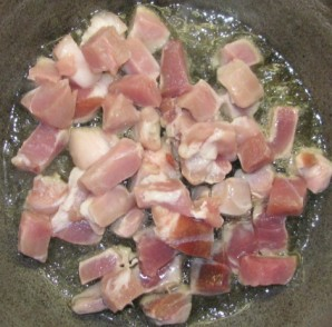 Плов из свинины на сковороде - фото шаг 4