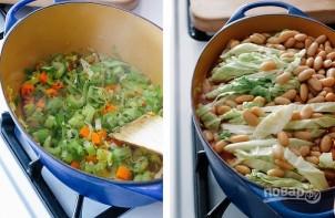 Овощной суп с капустой - фото шаг 2