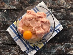 Домашние сосиски с сыром - фото шаг 3