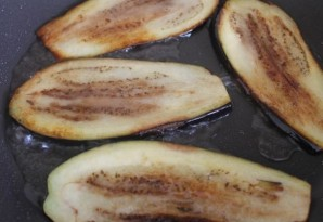 Баклажаны с орехами и сыром - фото шаг 5