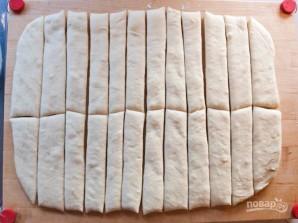 Чесночные булочки на молоке - фото шаг 5