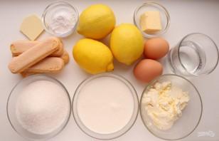 Лимонный тирамису - фото шаг 1