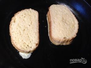 Горячий сэндвич с лососем - фото шаг 9