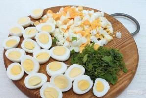 Щавельный суп с яйцом - фото шаг 5