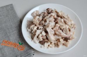 Рыбный суп с солеными огурцами - фото шаг 5