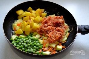 Овощное рагу как в детском саду - фото шаг 12