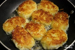 Картофельные пампушки - фото шаг 4