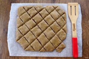 Ржаное пирожное постное - фото шаг 7