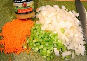 Картофельный суп в мультиварке - фото шаг 1