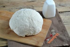 Дрожжевое тесто для пиццы - фото шаг 4