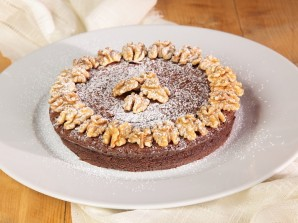 Вкусный шоколадный торт - фото шаг 5