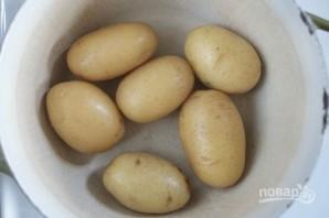 Пюре из картофеля в мундире - фото шаг 3