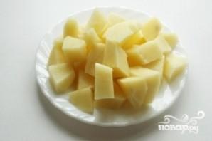 Суп из сельдерея черешкового - фото шаг 3
