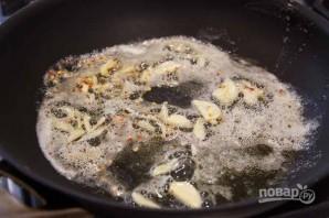 Креветки чесночном соусе - фото шаг 1