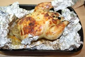 Курица, запечённая с тыквой - фото шаг 13