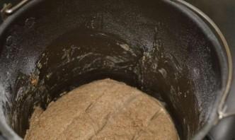 Бородинский хлеб на закваске - фото шаг 2