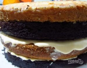 Большой торт - фото шаг 10