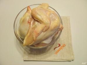 Студень из курицы - фото шаг 3