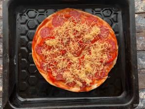 Пицца на сыворотке - фото шаг 7