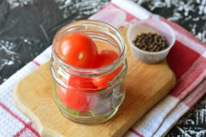Сладкие помидоры с лимонной кислотой на зиму - фото шаг 3