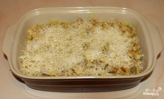 Картофельная запеканка с курицей и сыром - фото шаг 3