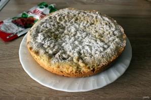Лучший рецепт пирога с джемом в мультиварке - фото шаг 11