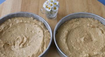 Кофейно-ореховый торт - фото шаг 4
