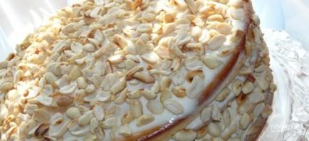 Тесто для сметанного торта - фото шаг 4
