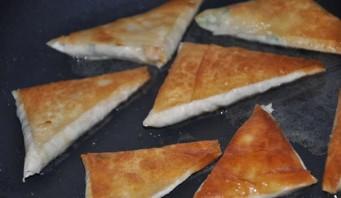Пирожки из лаваша - фото шаг 4