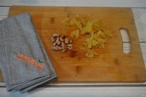 Печенье с грушами, фисташками и имбирем - фото шаг 4