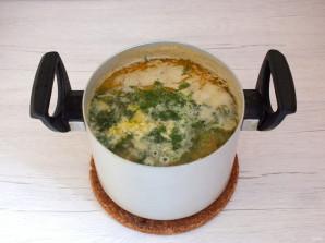Чечевичный суп с говядиной - фото шаг 8