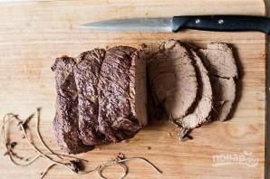 Мясо в красном вине - фото шаг 7