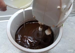 Трюфельно-шоколадный торт - фото шаг 3
