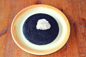 "Торт ""Темный Ларри"" - фото шаг 16"