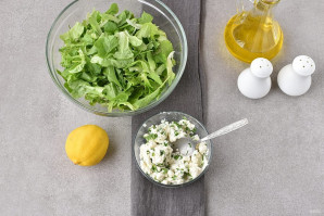 Салат из творога - фото шаг 3