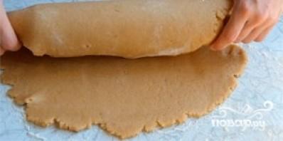 Пирог с ягодами и желе - фото шаг 4