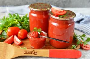 Домашняя томатная паста - фото шаг 8